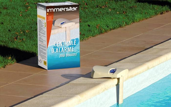 S curit piscine alarme magasin var pisciniste for Securite piscine